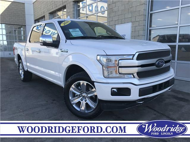 2018 Ford F-150 Platinum (Stk: TR29550) in Calgary - Image 1 of 22