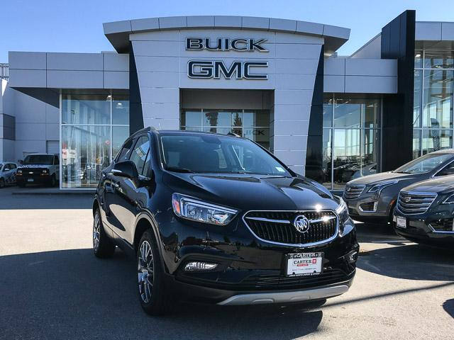 2019 Buick Encore Sport Touring (Stk: 9K01530) in North Vancouver - Image 2 of 13