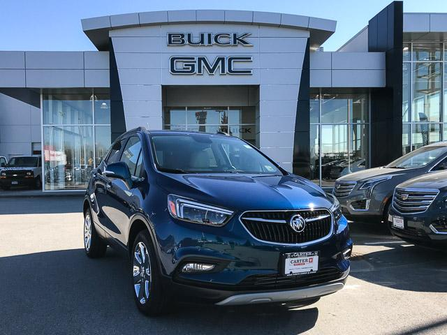 2019 Buick Encore Essence (Stk: 9K01780) in North Vancouver - Image 2 of 13