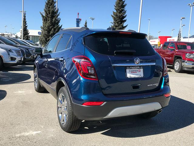 2019 Buick Encore Essence (Stk: 9K01780) in North Vancouver - Image 3 of 13