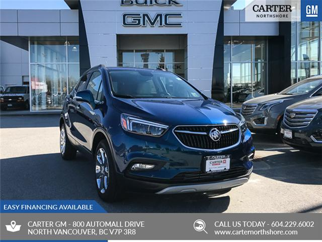2019 Buick Encore Essence (Stk: 9K01780) in North Vancouver - Image 1 of 13