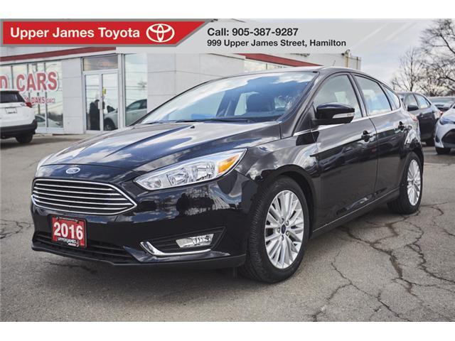 2016 Ford Focus Titanium (Stk: 77478) in Hamilton - Image 1 of 20