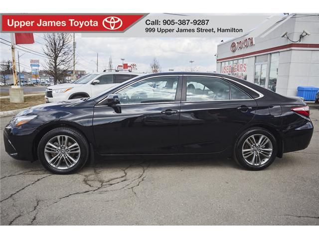 2016 Toyota Camry SE (Stk: 24828) in Hamilton - Image 2 of 18