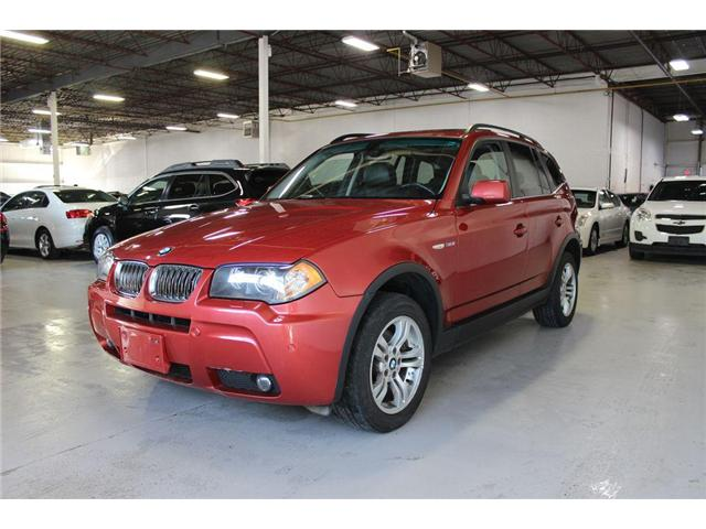2006 BMW X3 3.0i (Stk: D26715) in Vaughan - Image 1 of 22