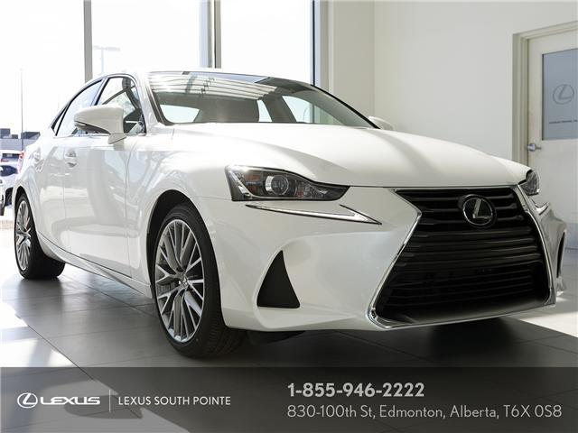 2018 Lexus IS 300 Base (Stk: L800486) in Edmonton - Image 1 of 22