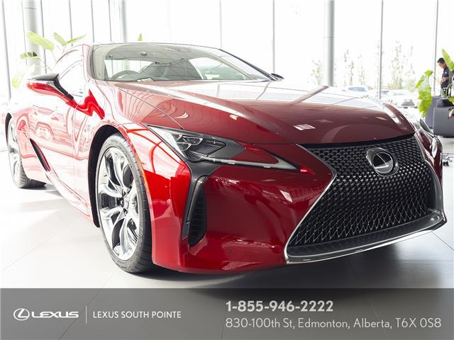 2018 Lexus LC 500 Base (Stk: L800002) in Edmonton - Image 1 of 24