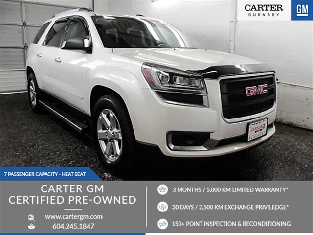 2015 GMC Acadia SLE2 (Stk: R5-43281) in Burnaby - Image 1 of 24