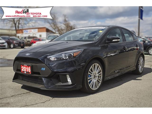 2016 Ford Focus RS Base (Stk: 77902) in Hamilton - Image 1 of 14