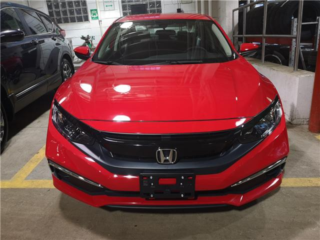 2019 Honda Civic LX (Stk: G19001) in Toronto - Image 2 of 6
