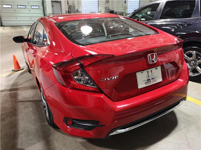2019 Honda Civic LX (Stk: G19001) in Toronto - Image 5 of 6