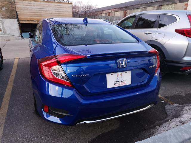 2019 Honda Civic Touring (Stk: G190022) in Toronto - Image 4 of 4