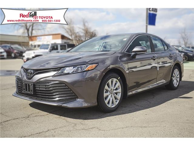2019 Toyota Camry LE (Stk: 19434) in Hamilton - Image 1 of 16