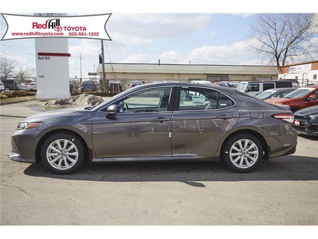 2019 Toyota Camry LE (Stk: 19434) in Hamilton - Image 2 of 16