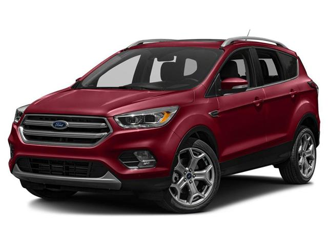 2017 Ford Escape Titanium (Stk: EC76519) in Brantford - Image 1 of 9