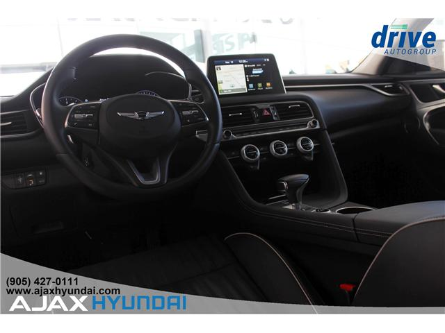 2019 Genesis G70 2.0T Advanced (Stk: G19016) in Ajax - Image 2 of 26