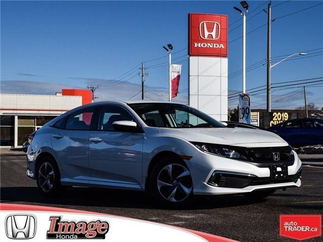 2019 Honda Civic LX (Stk: 9C398) in Hamilton - Image 1 of 19
