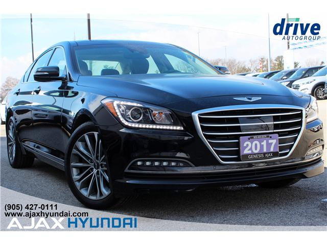 2017 Genesis G80 3.8 Technology (Stk: P4671) in Ajax - Image 1 of 30
