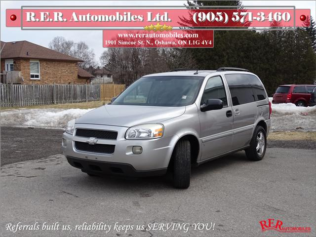 2009 Chevrolet Uplander LT2 (Stk: ) in Oshawa - Image 1 of 15