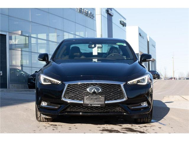 2019 Infiniti Q60 3.0t LUXE (Stk: 60619) in Ajax - Image 2 of 27