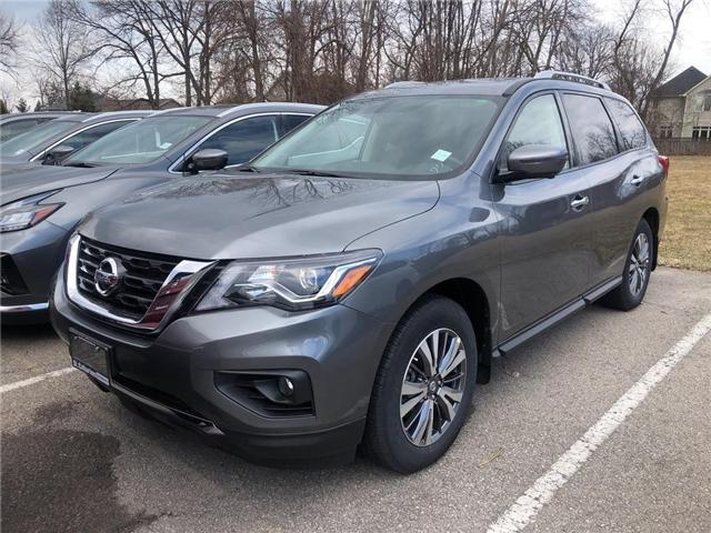 2019 Nissan Pathfinder  (Stk: PF19005) in St. Catharines - Image 1 of 5