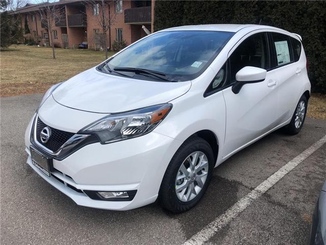 2019 Nissan Versa Note SV (Stk: VE19009) in St. Catharines - Image 1 of 5