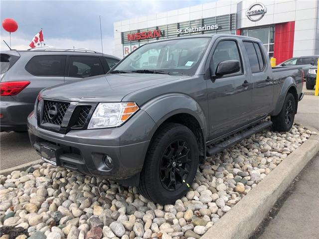 2019 Nissan Frontier Midnight Edition (Stk: FR19007) in St. Catharines - Image 2 of 5