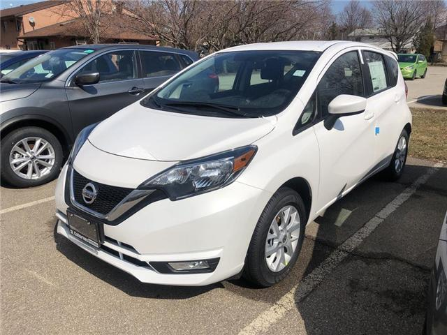 2019 Nissan Versa Note SV (Stk: VE19012) in St. Catharines - Image 1 of 5