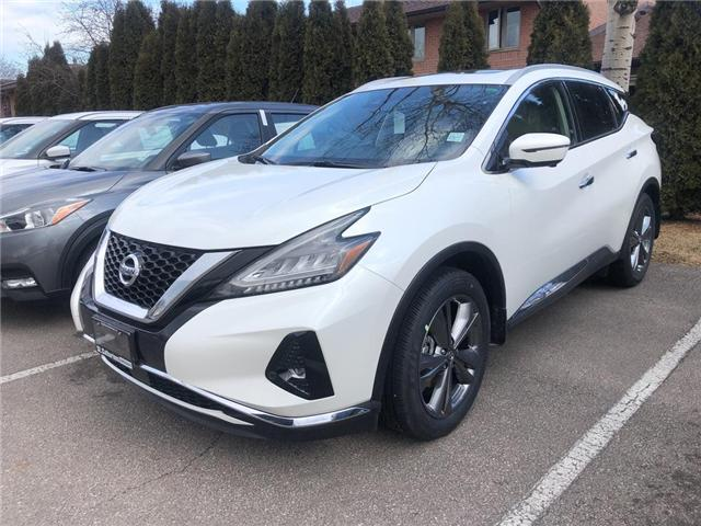 2019 Nissan Murano Platinum (Stk: MU19013) in St. Catharines - Image 1 of 5