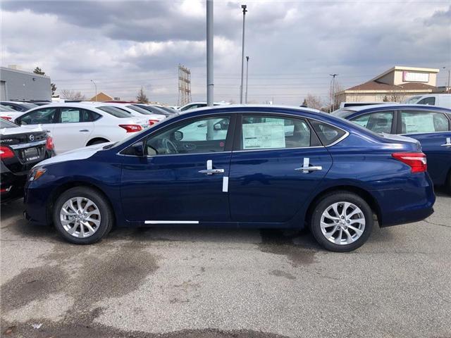 2019 Nissan Sentra 1.8 SV (Stk: SE19-035) in Etobicoke - Image 2 of 5