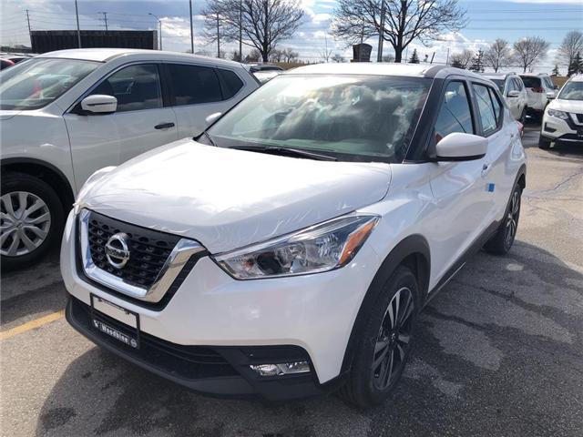 2019 Nissan Kicks SV (Stk: KC19-022) in Etobicoke - Image 1 of 5