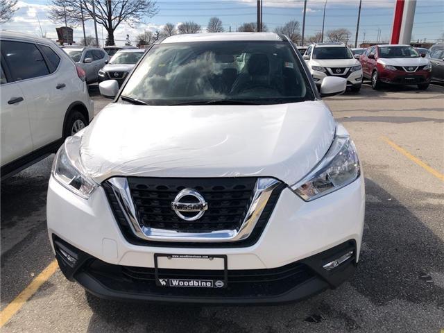 2019 Nissan Kicks SV (Stk: KC19-022) in Etobicoke - Image 2 of 5