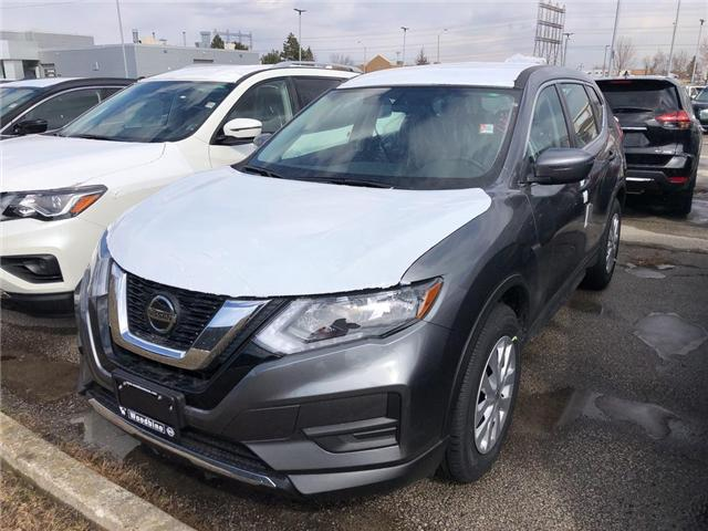2019 Nissan Rogue S (Stk: RO19-137) in Etobicoke - Image 1 of 5