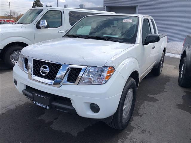 2019 Nissan Frontier SV (Stk: FK19-001) in Etobicoke - Image 1 of 5