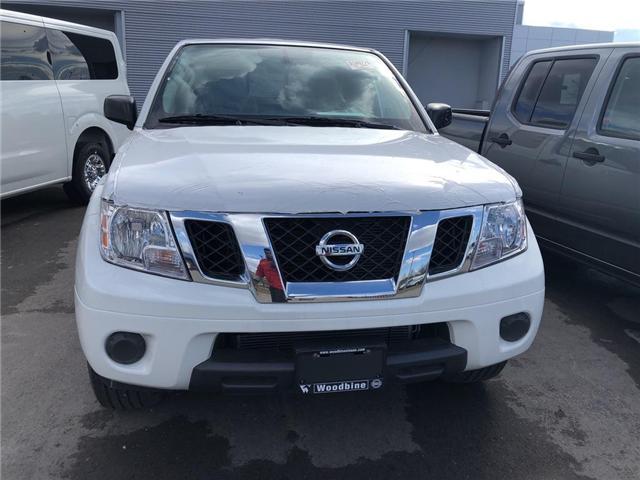 2019 Nissan Frontier SV (Stk: FK19-001) in Etobicoke - Image 2 of 5