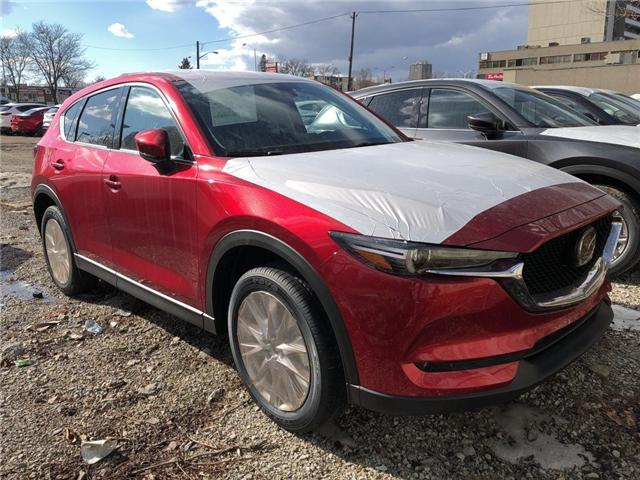 2019 Mazda CX-5 GT w/Turbo (Stk: 81479) in Toronto - Image 2 of 5