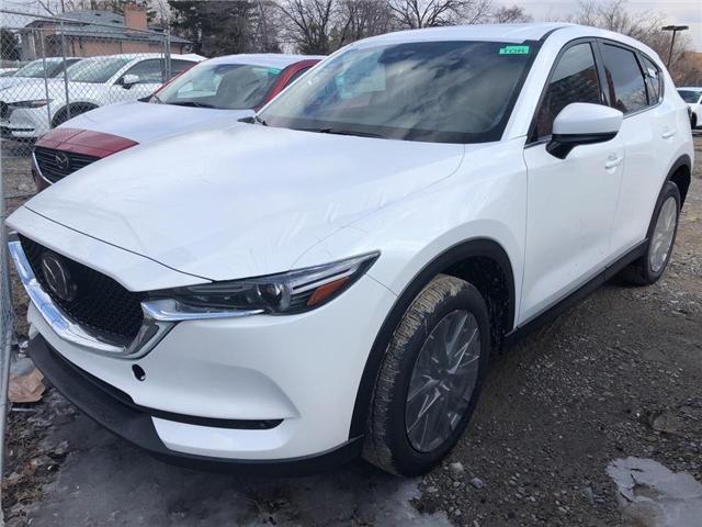 2019 Mazda CX-5 Signature (Stk: 81575) in Toronto - Image 1 of 5