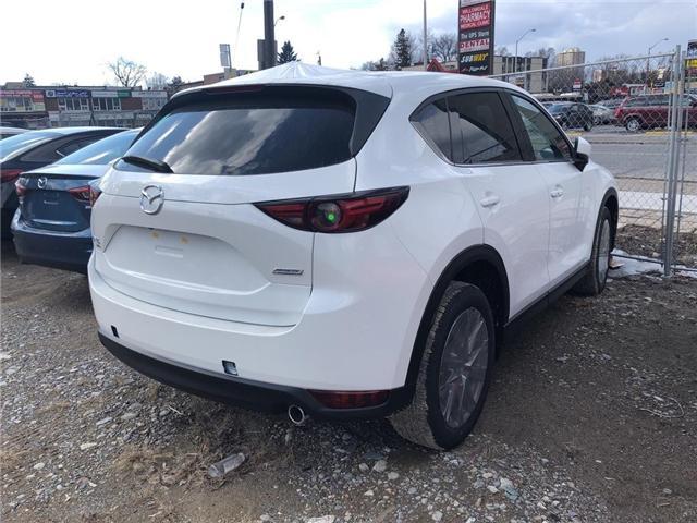 2019 Mazda CX-5 Signature (Stk: 81575) in Toronto - Image 4 of 5