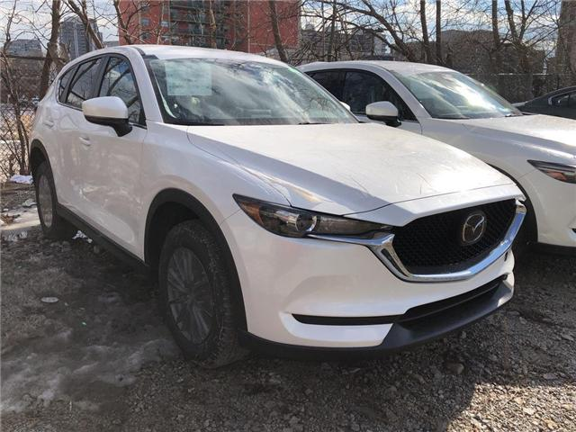 2019 Mazda CX-5 GS (Stk: 81563) in Toronto - Image 3 of 5