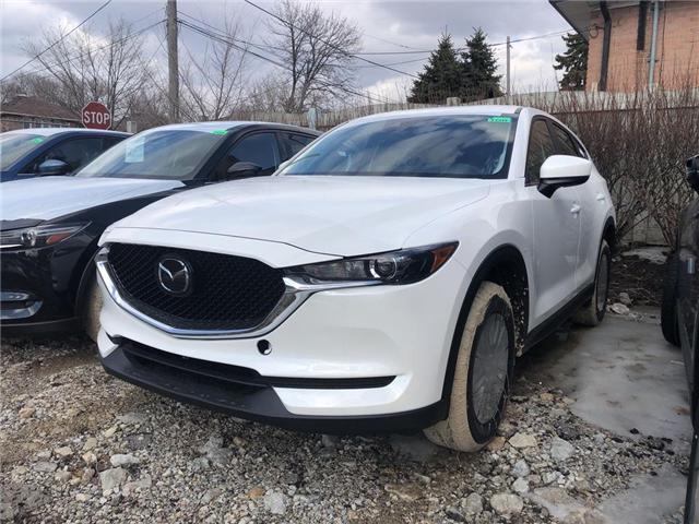 2019 Mazda CX-5 GS (Stk: 81607) in Toronto - Image 1 of 5