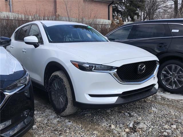 2019 Mazda CX-5 GS (Stk: 81607) in Toronto - Image 2 of 5