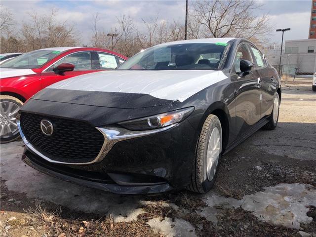 2019 Mazda Mazda3 GS (Stk: 81653) in Toronto - Image 1 of 5