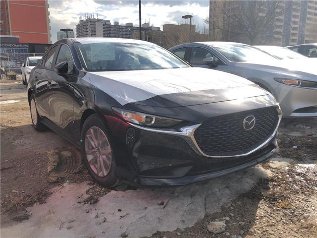 2019 Mazda Mazda3 GS (Stk: 81653) in Toronto - Image 4 of 5