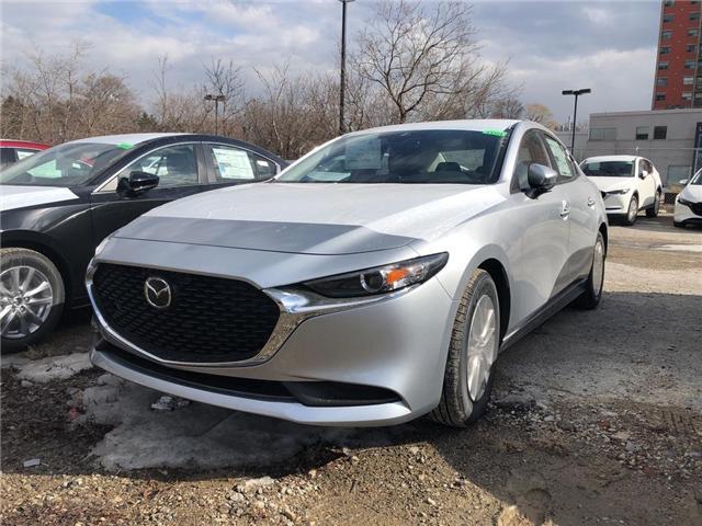 2019 Mazda Mazda3 GS (Stk: 81656) in Toronto - Image 1 of 5