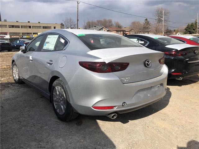 2019 Mazda Mazda3 GS (Stk: 81656) in Toronto - Image 2 of 5