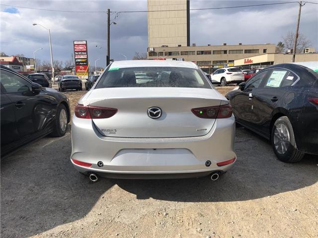2019 Mazda Mazda3 GS (Stk: 81656) in Toronto - Image 3 of 5