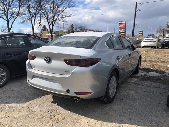 2019 Mazda Mazda3 GS (Stk: 81656) in Toronto - Image 4 of 5