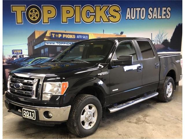 2011 Ford F-150 XLT (Stk: d17913) in NORTH BAY - Image 1 of 26