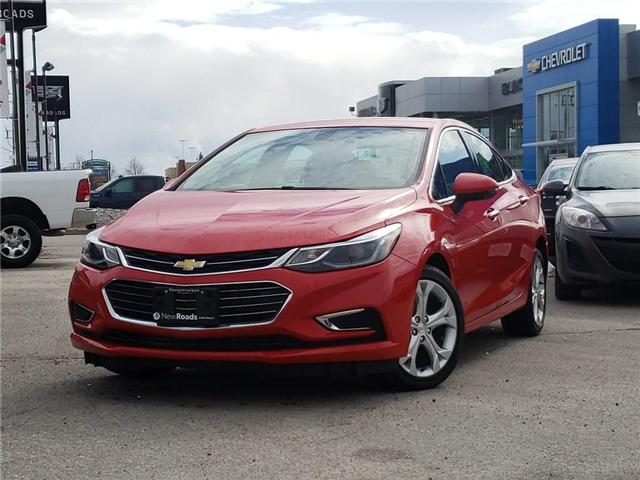 2018 Chevrolet Cruze Premier Auto (Stk: N13301) in Newmarket - Image 1 of 30