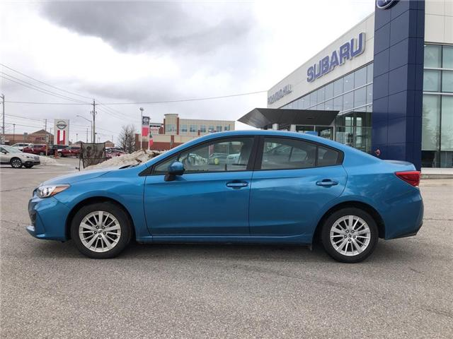 2018 Subaru Impreza Touring (Stk: 32455) in RICHMOND HILL - Image 2 of 22