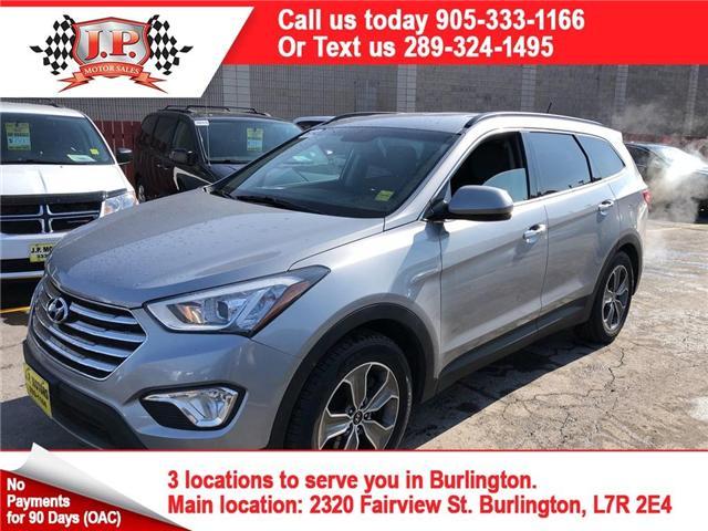 2014 Hyundai Santa Fe XL Base (Stk: 46395) in Burlington - Image 1 of 24